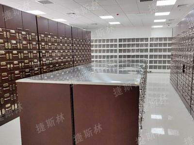 捷斯林不锈钢中药柜用品质说话,才是长久合作的资本!
