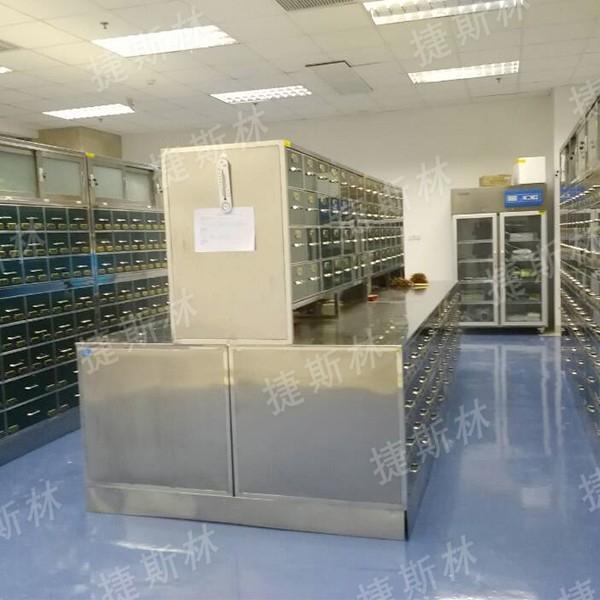 不锈钢中药柜A-13