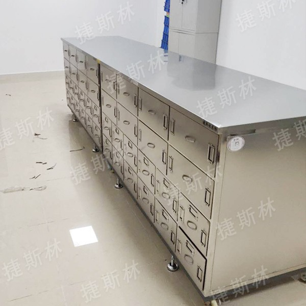 不锈钢中药台B-3